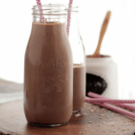 Smoothy de chocolate Thermomix