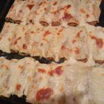 Canelones de carne Thermomix
